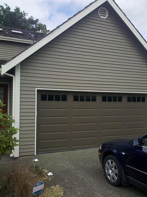 Renton Garage After