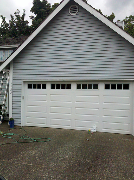 Renton Garage Before...
