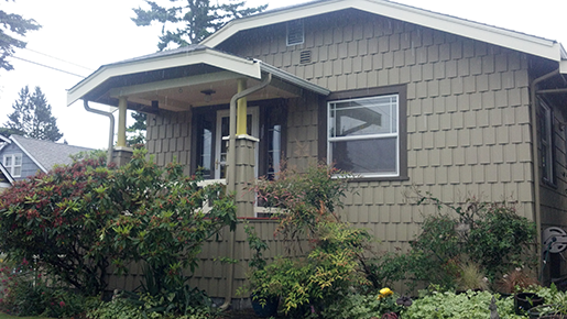 West Seattle Bungalow After