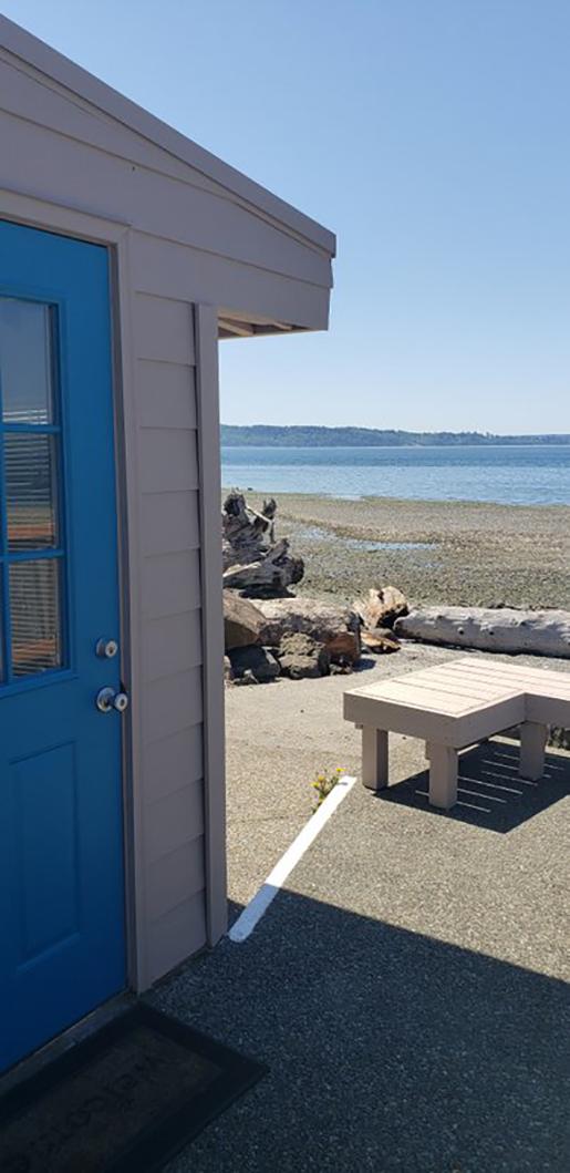 Normandy Park Cabana Door